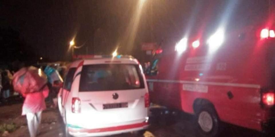 جريمة بشعة بالمحمدية : مجرم يقطع رأس أستاذ و يطوف به في الشارع