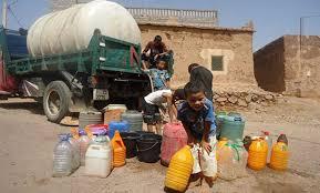 إنقطاع الماء بأكادير : الناس مستاؤون و ONEP توضح