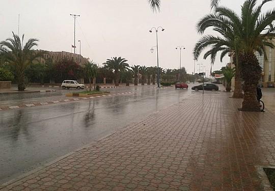 هده مقاييس التساقطات  المطرية في مناطق سوس