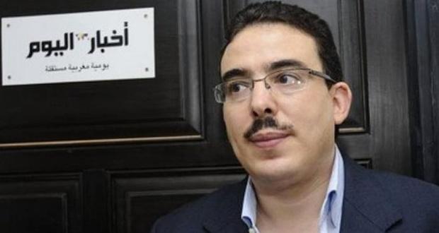 محكمة الدار البيضاء تدين الصحافي بوعشرين بـ 12 سنة سجنا