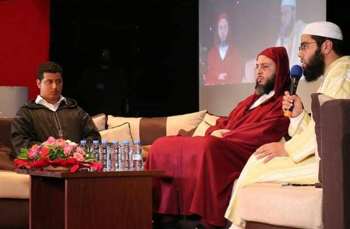 الدشيرة الجهادية : محاضرة للشيخ سعيد الكملي،بحضور أزيد من 3500