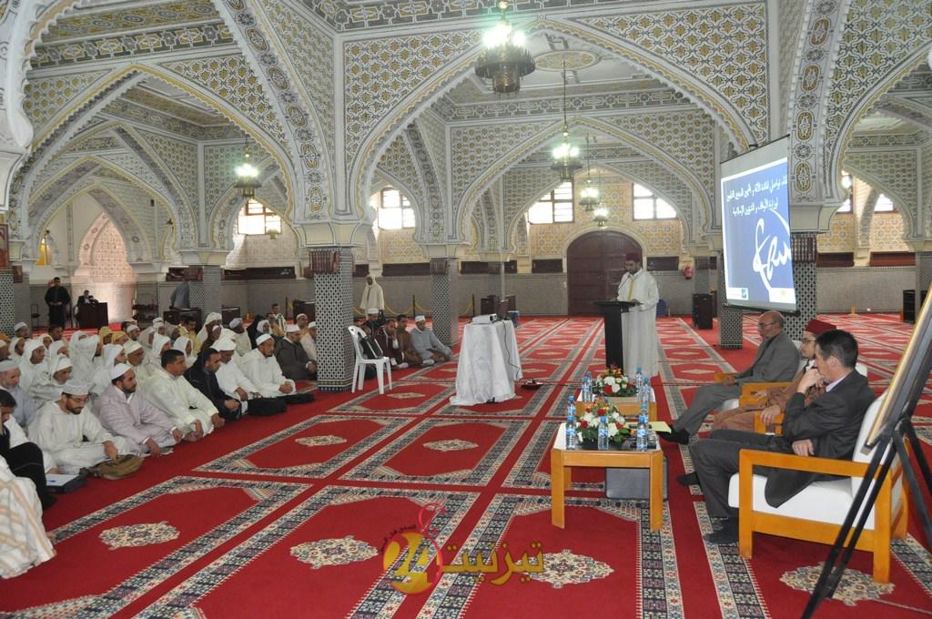 الأوقاف تنظم لقاء تواصلي مع الائمة و القيمين الدينيين بمسجد السنة