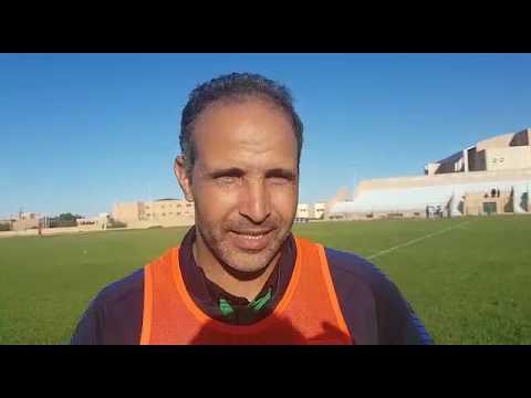 بالفيديو : تصريح سمير صرصار مدرب أمل تيزنيت بعد الانتصار الرابع على التوالي
