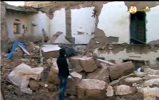 بعد انهيار منزلها..أسرة بالمدينة القديمة تطلق نداء استغاثة