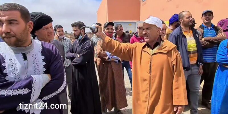 انتخاب مجلس جماعة سيدي بوعبد اللي