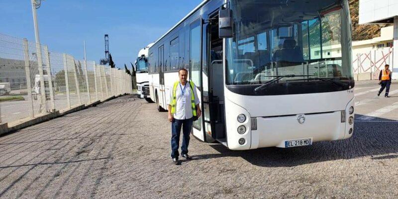 المجلس الاقليمي لتيزنيت يتسلم (5) حافلات مخصصة للقطاع الرياضي بالاقليم